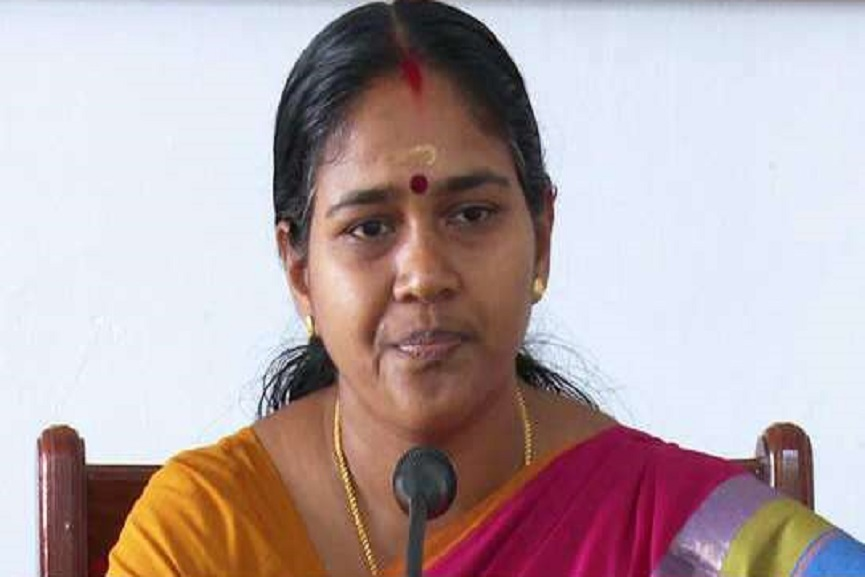 Sobha Surendran says she will not contest if the complaint is not resolved