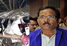 Shripad Naik Accident