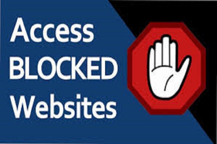 Site Blocked