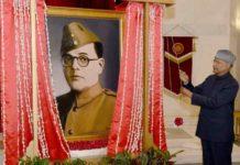 ortrait-of-Netaji-Subhas-Chandra-Bose