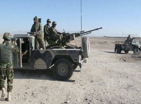 talibs killed by afghan forces