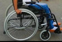 wheelchair distribution Kerala