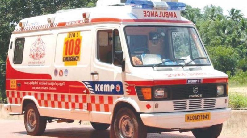 108 ambulence service