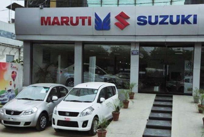 maruthi-suzuki