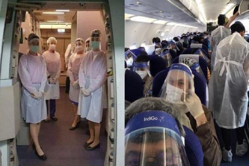 Gulf Pravasi's new travel conditions