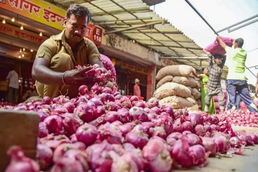 Onion price increasing