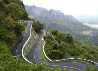 Ooty kalhaty Road