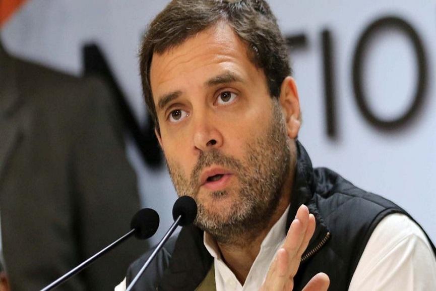 Rahul gandhi about wayanad buffer zone