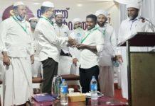 SYS congratulates farmer award winner Saifullah