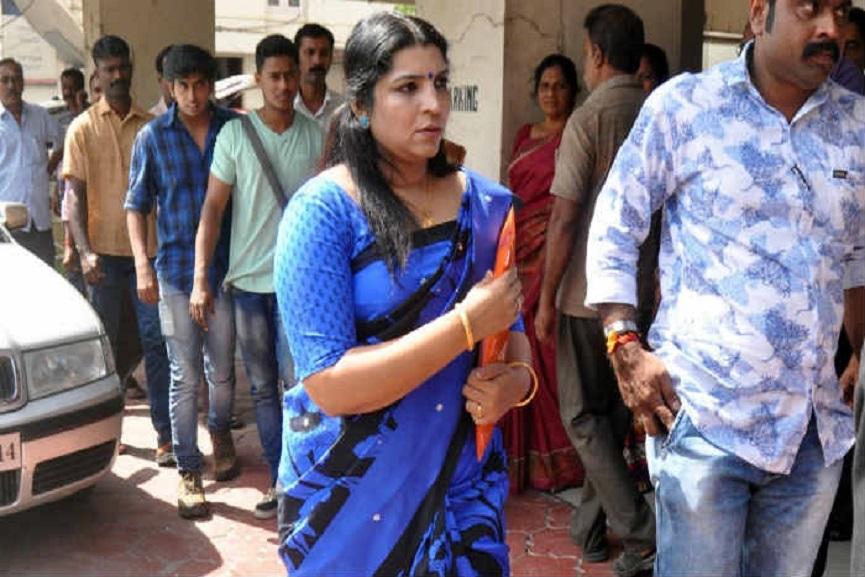 Saritha Nair New cases