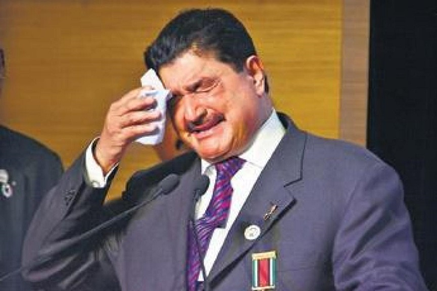 A UK court has ordered the freezing of the entire assets of businessman BR Shetty