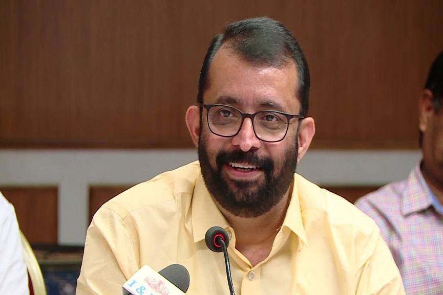Speaker P Sreeramakrishnan