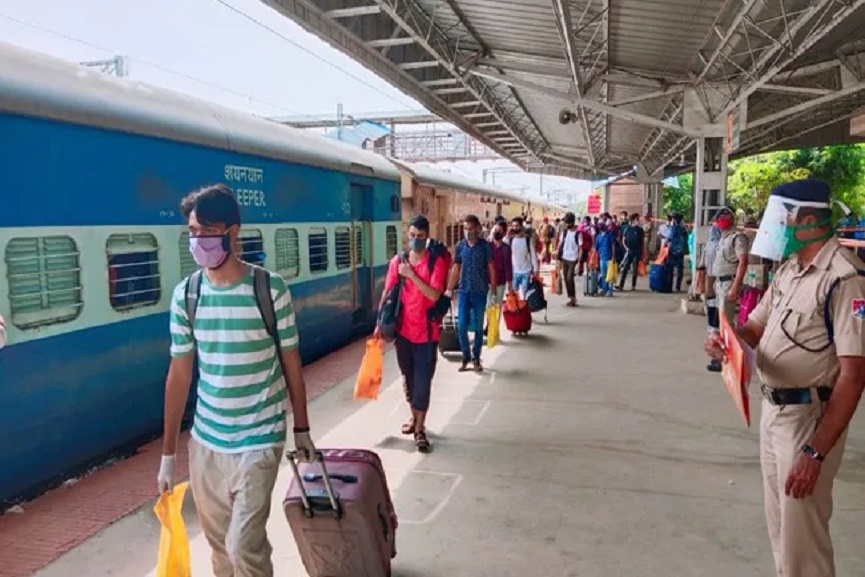 Train travel; Reservations will not be required from June