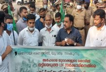 Youth League March in CM's Speak Young Program
