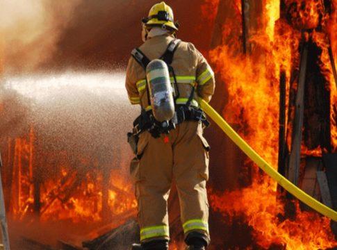 fire outbreak in kannur