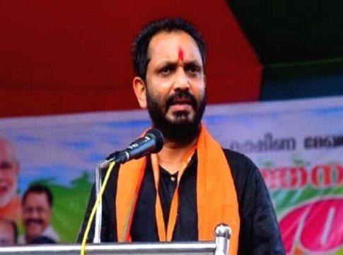 k Surendran against CPM