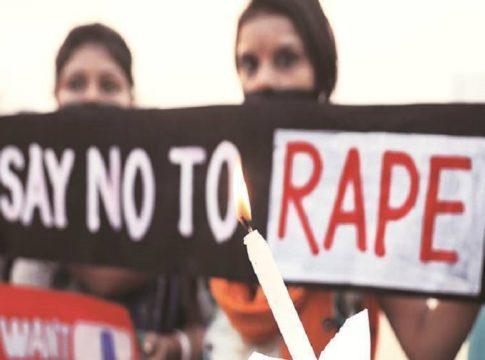 minor girl gang raped
