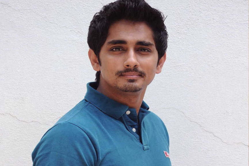 sidharth actor