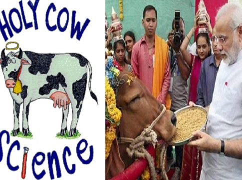 Holy Cow Science_Holy Cow With Modi