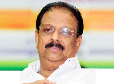 Called for a fraudulent vote; High court quashes case against Sudhakaran