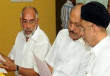 Lok Sabha candidature; Leaders intensified pressure under the leadership of the Muslim League