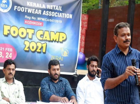 kerala retail footwear association_ kozhikode