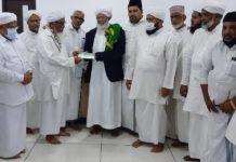 Jamiyyathul Mudarriseen membership campaign