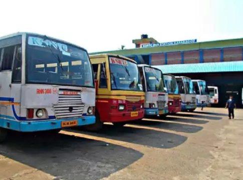 KSRTC-Bus-service