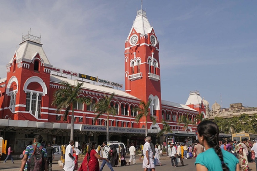 murder at chennai railway station