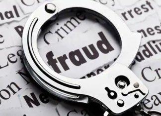 fraud arrest