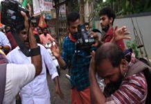 journalist attacked