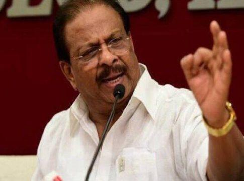 K Sudhakaran on vigilance enquiry
