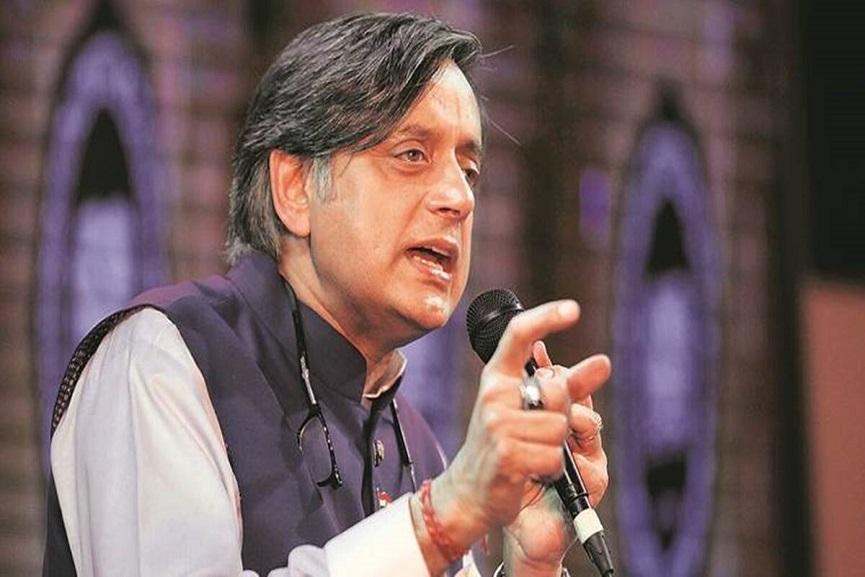 Politics should not be like the IPL game; Tharoor in Jitin Prasada's BJP entry