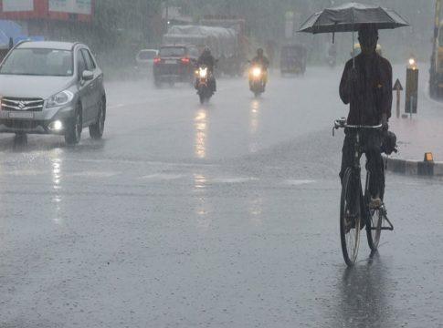kasargod heavy rain