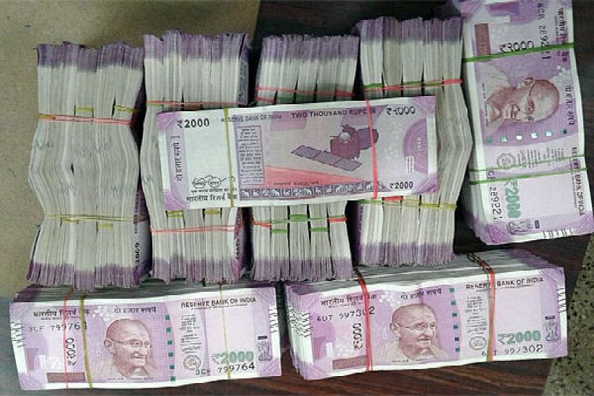 money arrest
