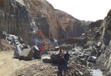 rock mining