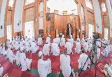 First Friday of Ramadan_Juma at Ma'din Grand Masjid