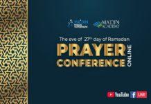 Ma'din ramadan Prayer conference 2021