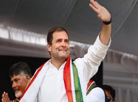 Rahul Gandhi's Twitter account restored