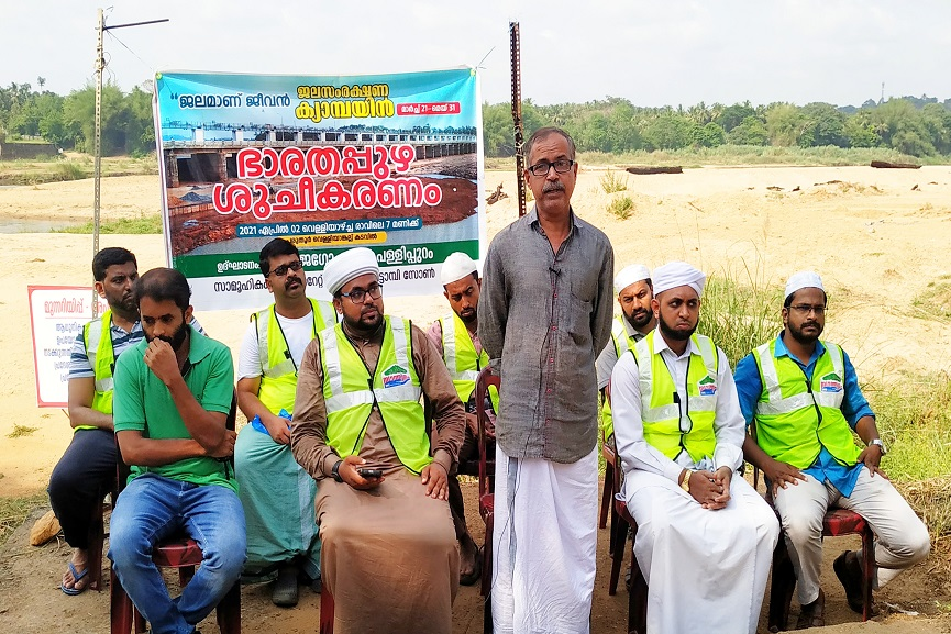 Rajagopalan Pallippuram in the SYS campaign