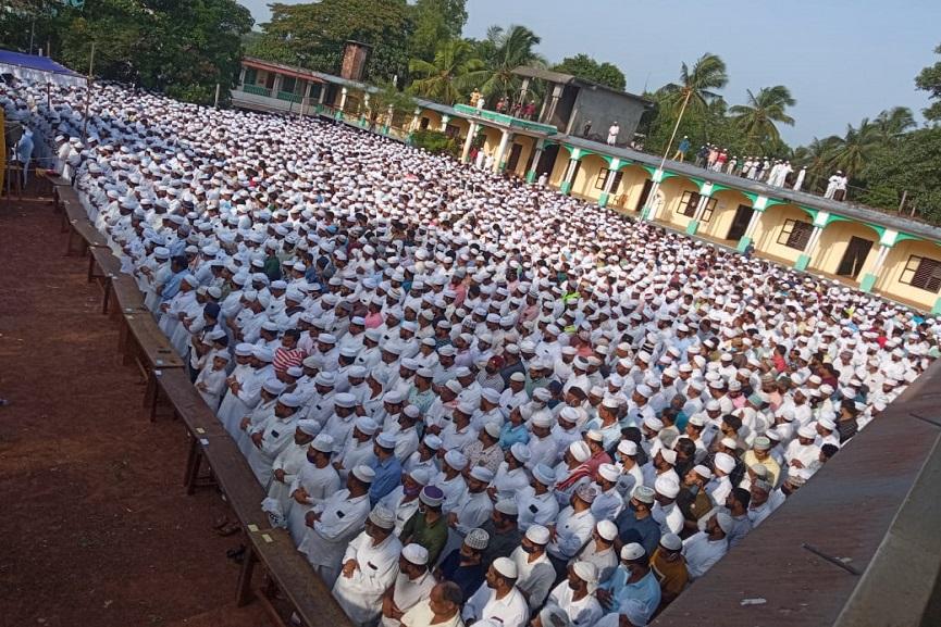 Shriya M Alikunhi Usthad