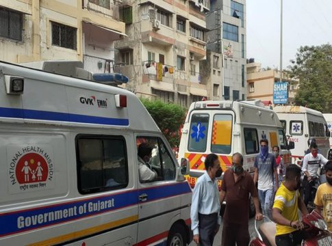 Surat covid Hospital_fire
