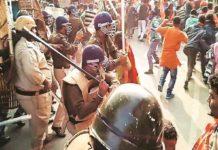 bengal-BJP-police-clash