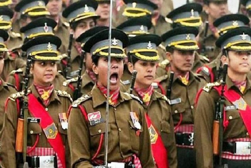 female military police