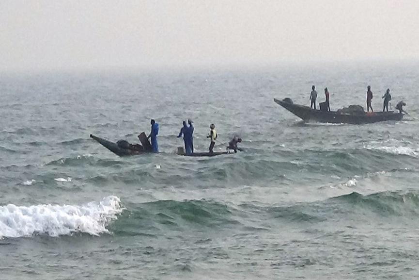 fishing boat found