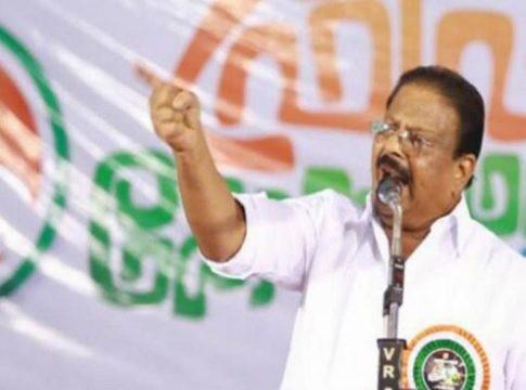 k _sudhakaran