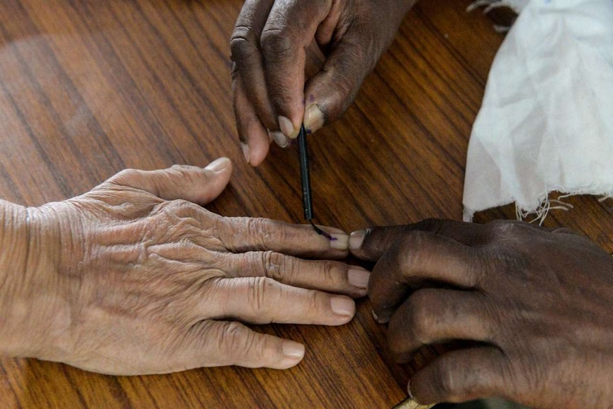 kannur voting