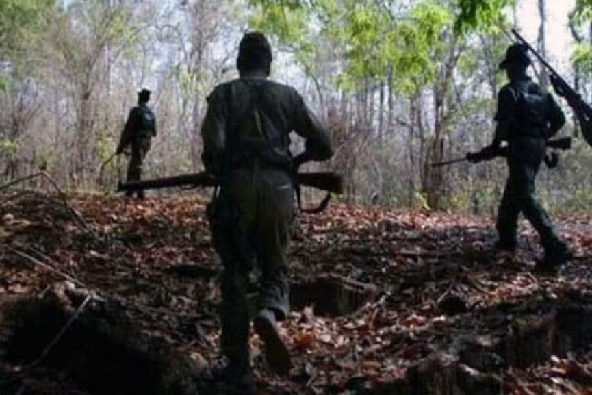 maoist-killed-security-alert-chhattisgarh
