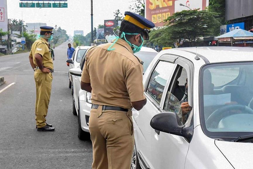 traffic checking