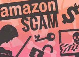 Fraud in the name of Amazon
